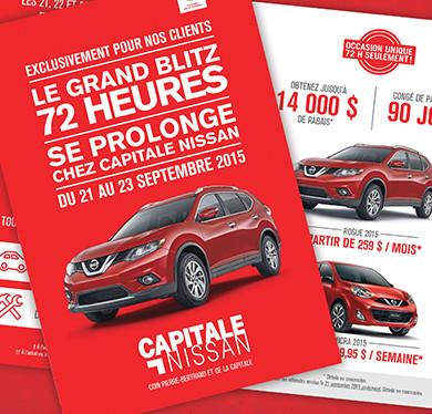 Capitale Nissan