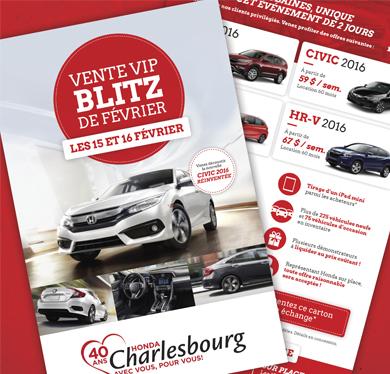 Honda Charlesbourg