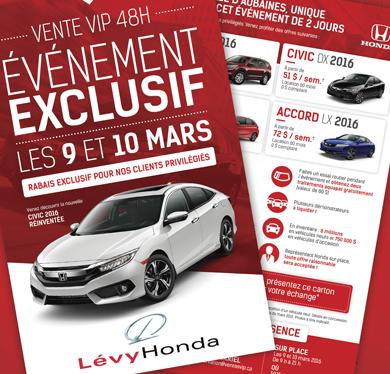 Levy Honda