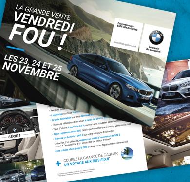 BMW ville de Québec