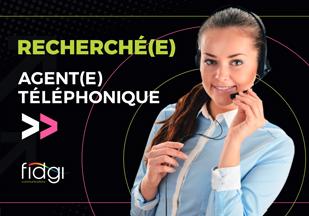 Recherché(e): Agent téléphonique à domicile
