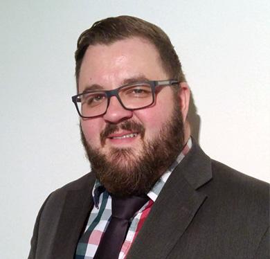 François Mercier,  Regional Sales Manager