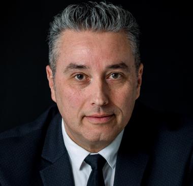 Jean-Francois Coulombe, Directeur régional des ventes